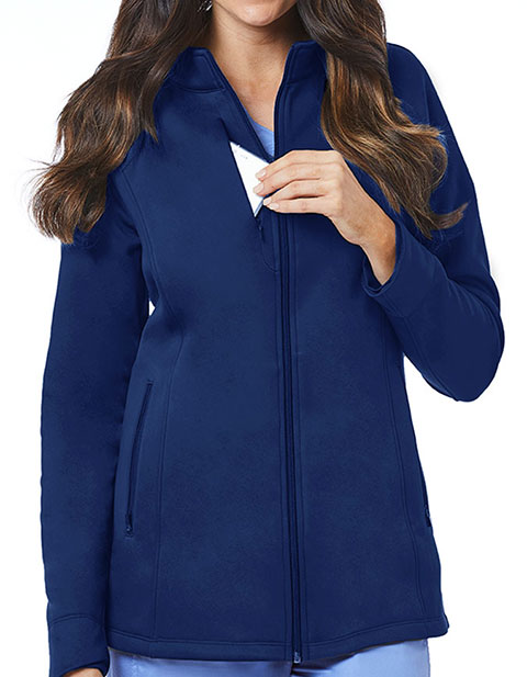 Maevn Matrix Women's Warm-up Bonded Fleece Jacket
