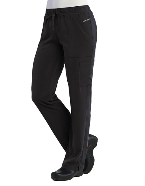 Maevn Pure Ladies Reflective Tapered Tall Pant