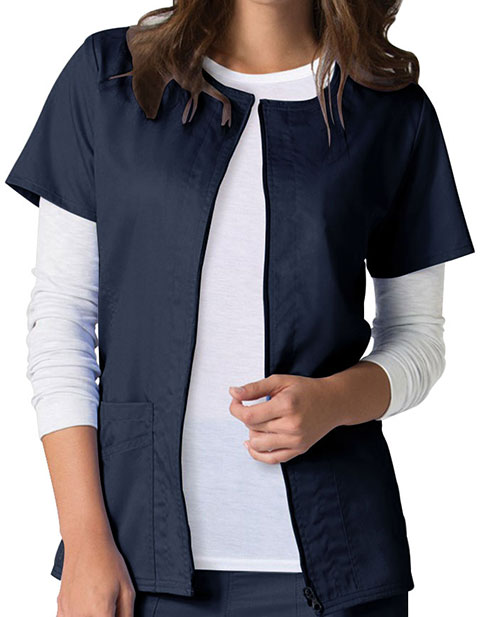 Maevn EON Women's Short Sleeve Snap Jacket