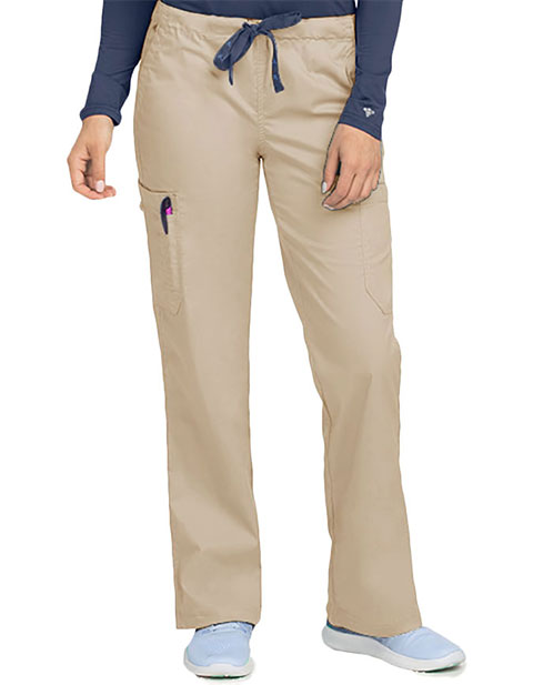 Med Couture Women's 2 Cargo Pocket Pant