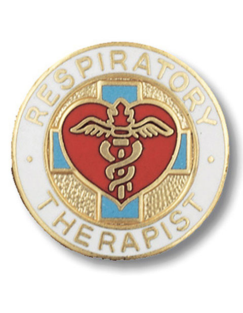 Prestige Respiratory Therapist Pin