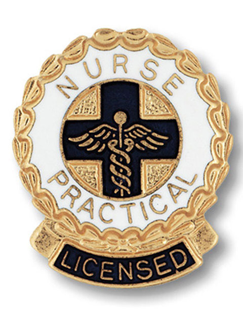 Prestige Handmade Licensed Practical Nurse Pin