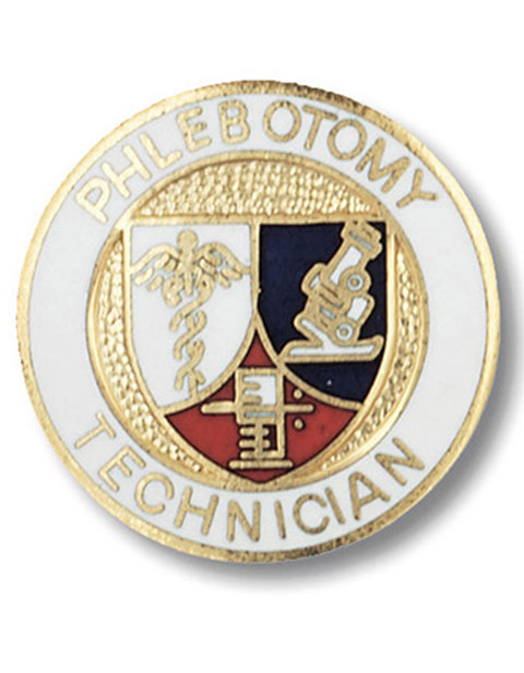 Prestige Phlebotomy Technician Pin