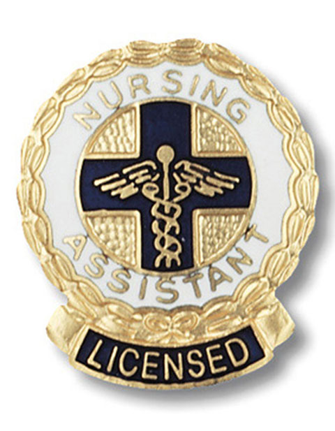 Prestige Licensed Nursing Assistant Pin