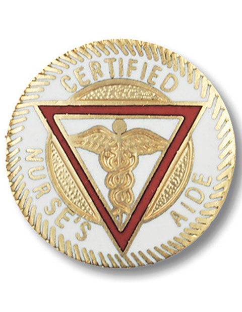 Prestige Certified Nurses Aide Pin