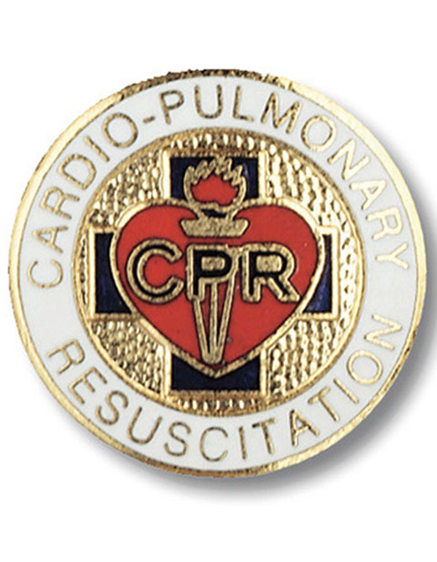 Prestige Cardio Pulmonary Resuscitation Pin