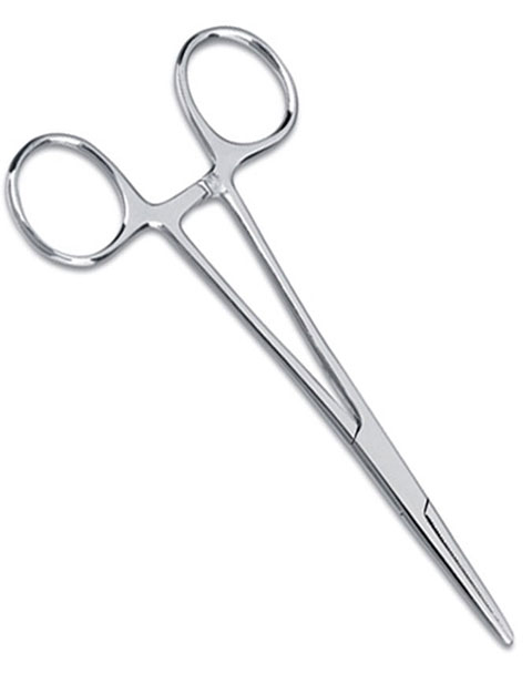 Prestige 5.5 Inches Straight Blade Crile Forceps