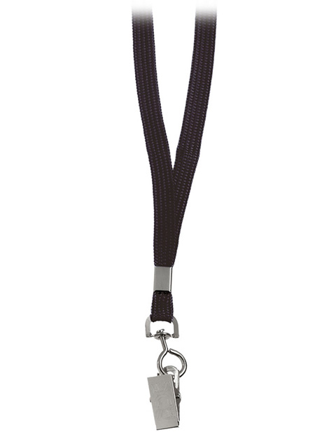 Prestige Metal Badge Holder Basic Lanyard