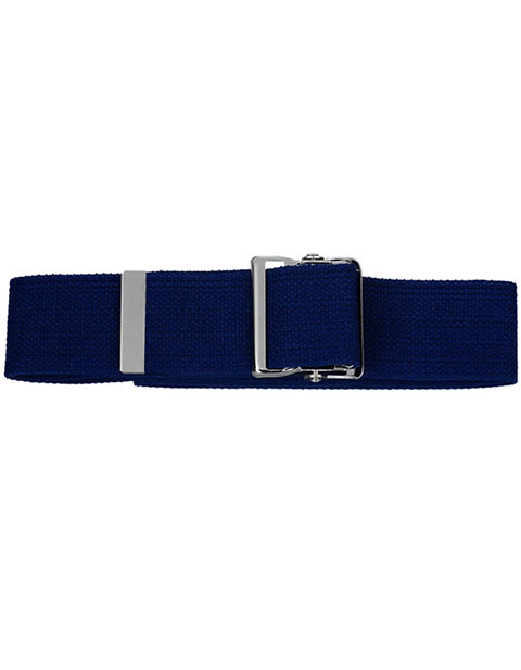 Prestige Cotton Gait Belt with Metal Buckle