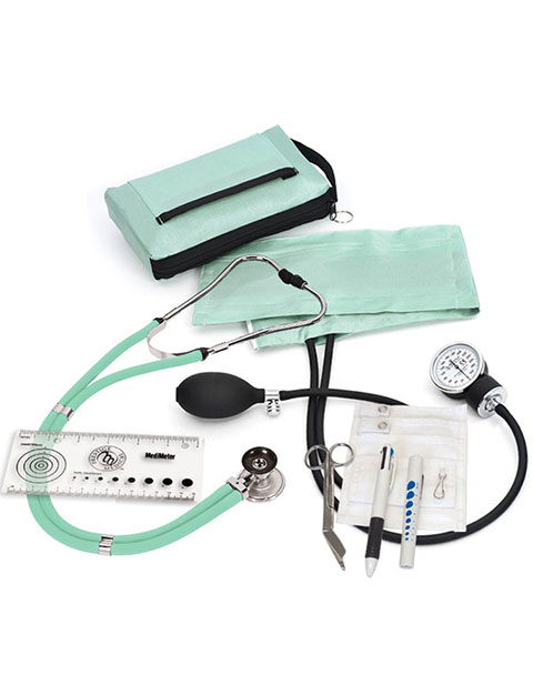 Prestige Aneroid Sphygmomanometer / Sprague-Rappaport Nurse Kit