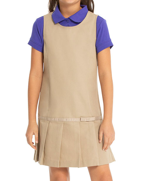 Real School Uniforms Pleated Bow Jumper