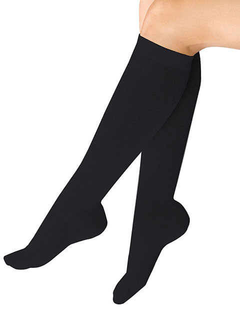 Therafirm Women's 10-15 mmHg Support Trouser Sock