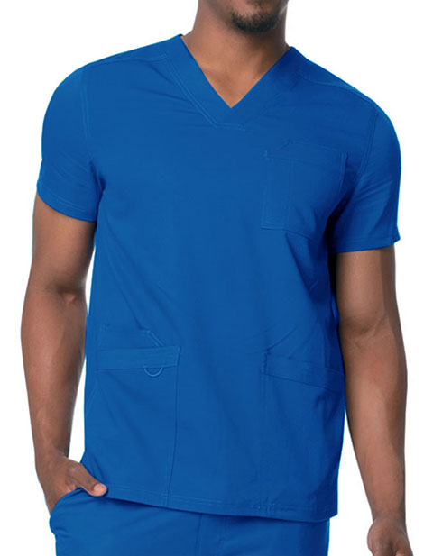 Urbane Men Ultimate V-Neck Multi Pocket Top