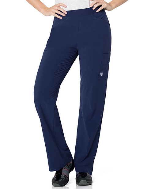 Urbane Performance Womens Activent Cargo Tall Scrub Pant