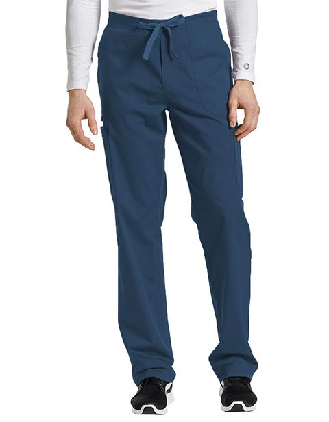White Cross Allure Men's Cargo Scrub Pant
