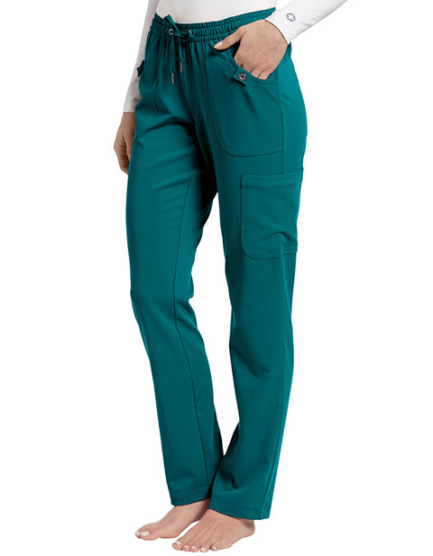 White Cross Marvella Women's Elastic Waist Petite Pant