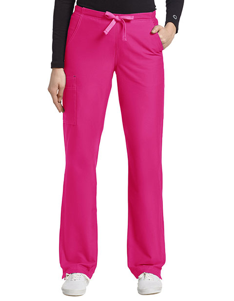 White Cross Allure Women's Cargo Pocket Petite Pant