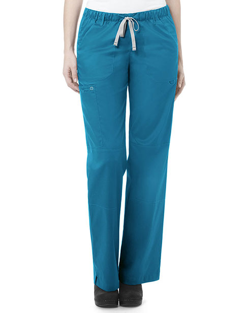 WonderWink WonderWORK Women's Straight Leg Tall Pant
