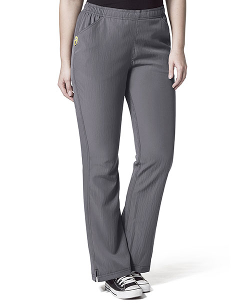 Wink Scrubs WonderWink Plus Flare Leg Tummy Panel Nursing Pants