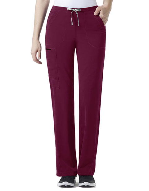 WonderWink HP Women's Ion Cinch Cargo Petite Pant